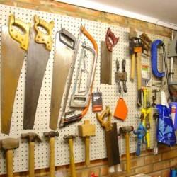 Мебель для ремзон и производств, хранение инструмента и материалов