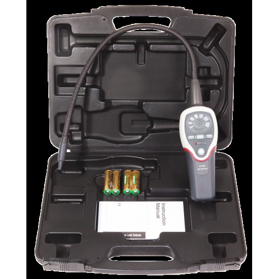 Электронный детектор для определения утечек хладагента.